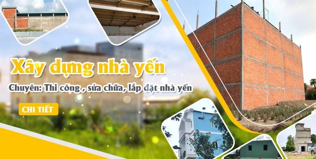 banner xây dựng nhà yến