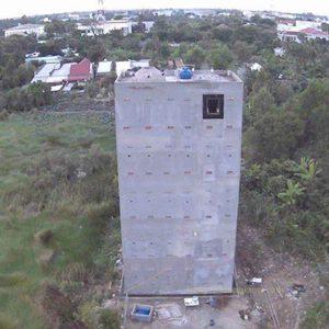 nhà yến ở huyện hòn đất 8x16m2