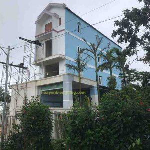 xây nhà yến đak nông 5x20m2