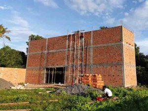 xây nhà yến ở gia lai 5x20m2