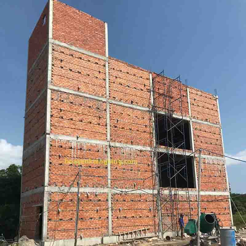 xây nhà yến ở huyện trần văn thời
