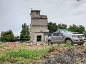 xây nhà yến ở kiên giang 5x18m2